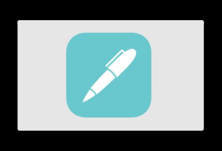 【iOS】手書き&オーディオノート「Noteshelf 2」がアップデートでクリップ・アートの利用が可能に