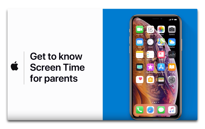 Apple Support、「親が子供のスクリーンタイムを知る方法」のハウツービデオを公開