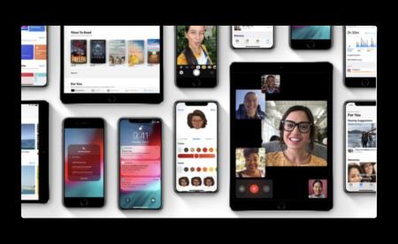 12月3日現在、すべての iOSデバイスにおける iOS 12の採用率は 70%