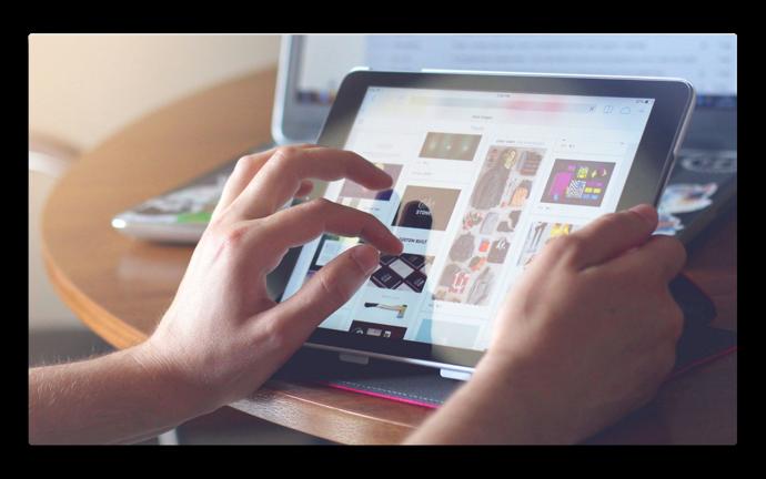 iPad、9つのマルチタッチジェスチャーをマスターする