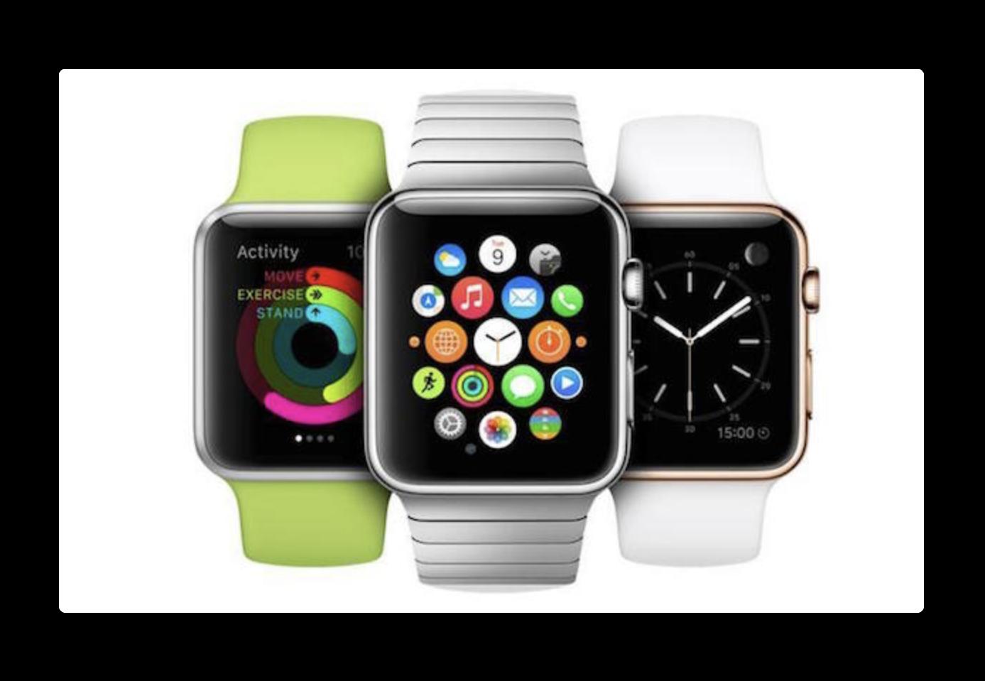 Apple Watch初代は修理の際に部品不足でSeries 2に交換してもらえるかも?