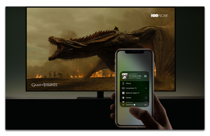 Apple、AirPlayサイトを更新