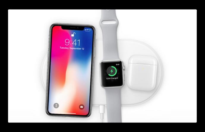 Apple、AirPowerの生産が2社で開始され間もなく発売か?