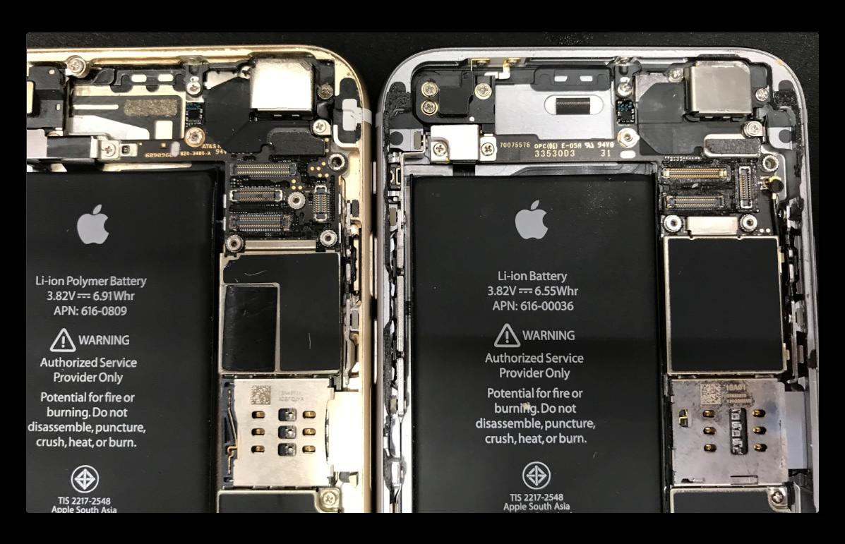 Appleは、バッテリ交換プログラムでiPhoneのバッテリを1,100万台交換した