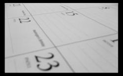 iOSカレンダーで正確な時間を使用する方法