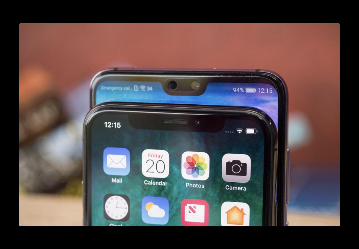 Huaweiは2018年第3四半期に中国を独占し、Appleは収益の面で主導