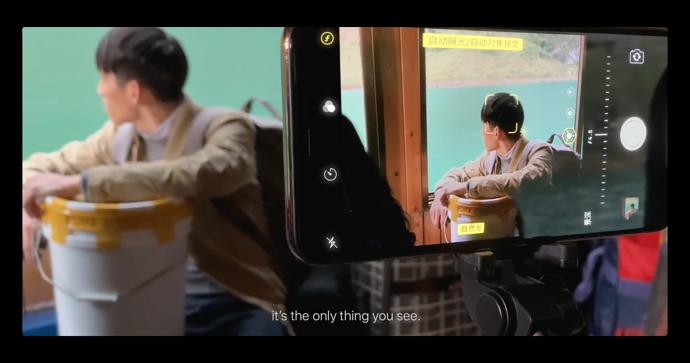 Apple、中国の旧正月を祝う家族をiPhone XS で撮影したCF3本を公開