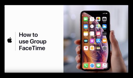 Apple Support、「iPhone、iPadまたはiPod TouchでGroup FaceTimeを使用する方法」と題したハウツービデオを公開