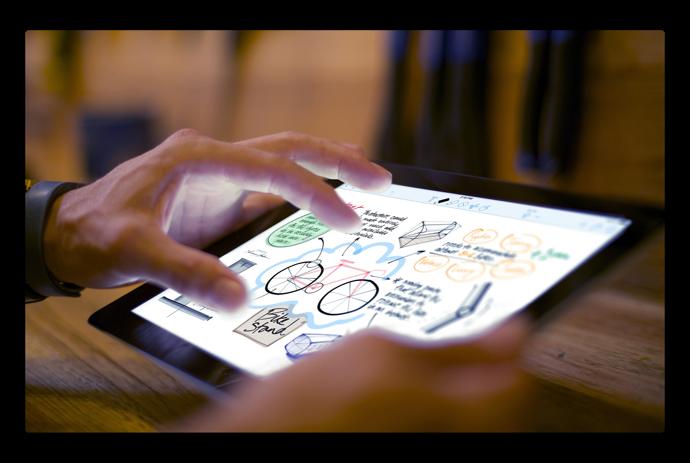 【iOS】Notability、バージョンアップで手書きの円の自動修正やキーボードショートカットを追加