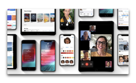 Apple、2019年1月1日現在 iOS 12の採用率が75%と発表