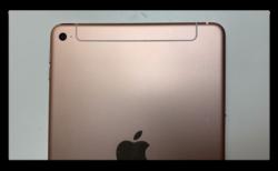 iPad mini 5の可能性がある画像がTwitterで公開される