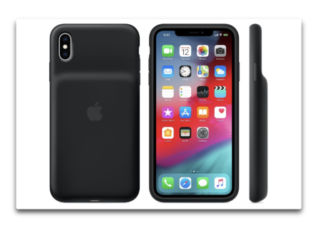 iPhone XS Smart Battery Case使用後、最大バッテリ容量が低下する問題が報告される