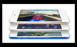 Apple、iPod Touchの商標をゲーム機器にまで拡大