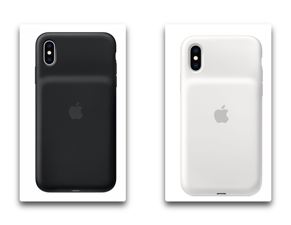 Apple、iPhone XS/XS MaxおよびXR用Qiワイヤレス充電をサポートしたSmart Battery Caseを発売