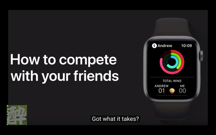 Apple Support、「Apple Watchで友達との競争を開催する方法」と題するハウツービデオを公開