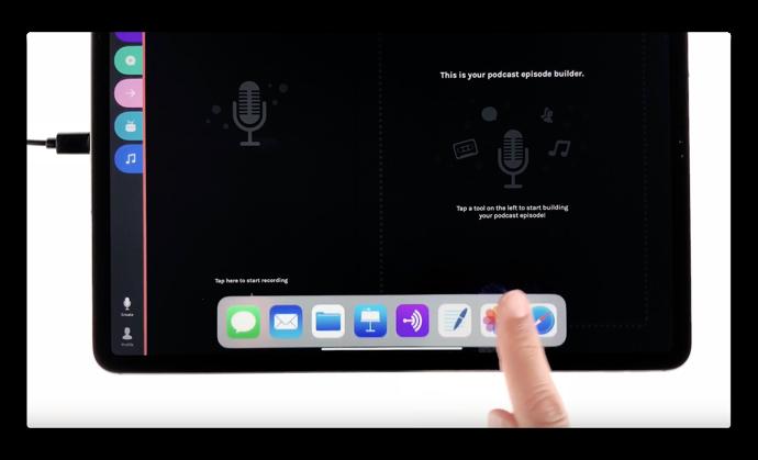 Apple、iPad Proの使い方にフォーカスした新しいCF5本を公開