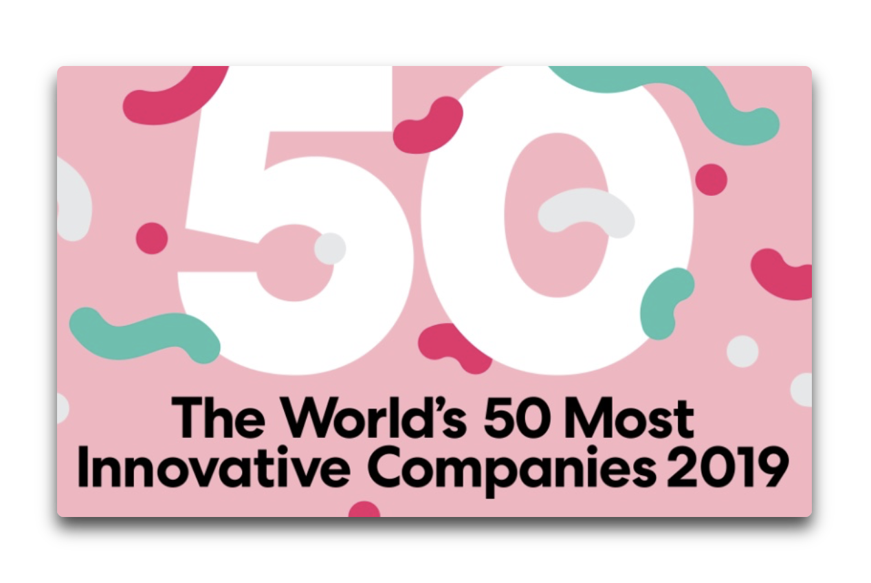 Apple、Fast Companyの「世界で最も革新的な50社」ランキングで1位から17位に急落