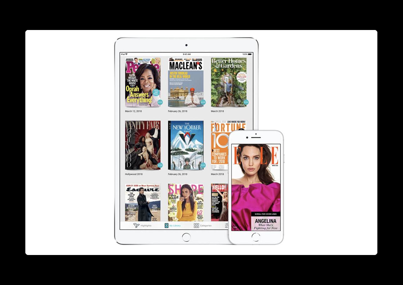 Apple、有料のApple News Serviceのために出版社と50%の収益契約を結ぶ