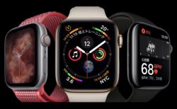 米国においてApple Watchを含むスマートウォッチの2018年の販売数は61%増