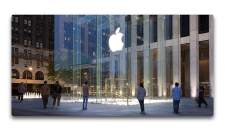 Apple、ニューヨークのApple Fifth Avenueを今年前半に再オープン予定
