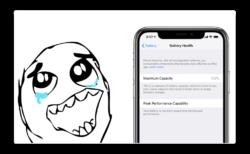 iPhoneのバッテリーの状態を100%に維持する方法