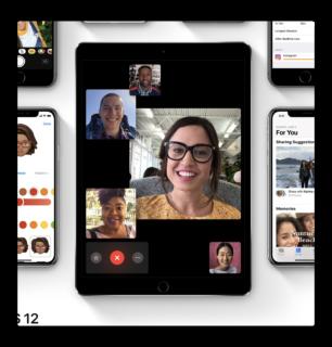 セキュリティのアップデート後、グループ FaceTimeは完全に復元されていない