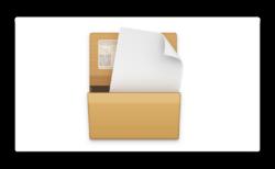 【Mac】MacPaw、「The Unarchiver」をアップデートでダークモードをサポート