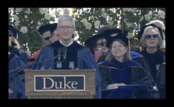 スタンフォード大学は2019年の開会スピーチをTim Cookが行うことを発表