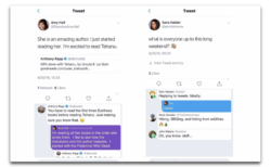 【Mac / iOS】Twitterが新しいスレッド付き返信インターフェースの公開テストを開始