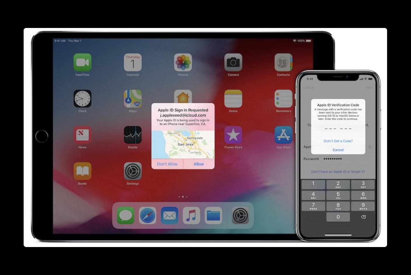 Apple、2ファクタ認証が時間がかかり過ぎると訴えられる