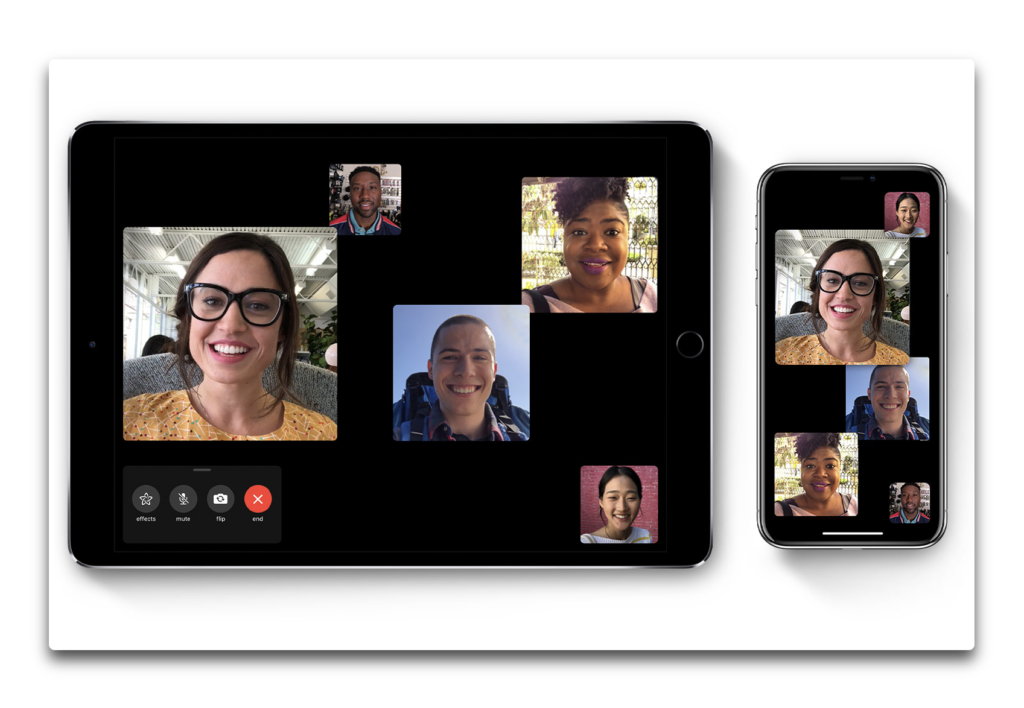 Apple、Group FaceTime機能を「iOS 12.1.4」リリース後に再度有効化