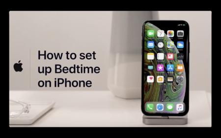 Apple Support、「iPhoneでベッドタイムを設定する方法」のハウツービデオを公開