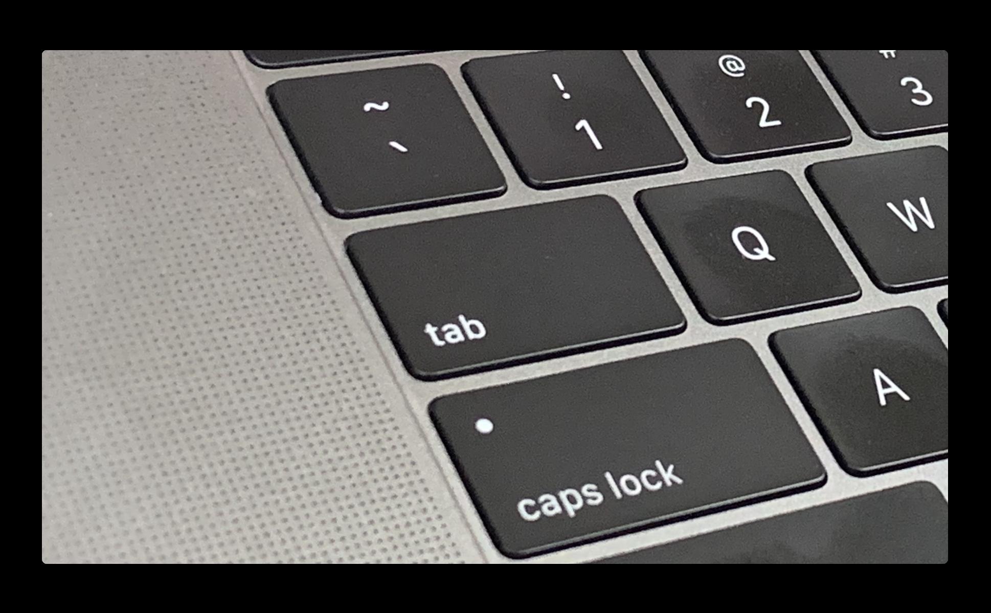 【Mac】「tab」キーはなかなか強力なショートカットキー