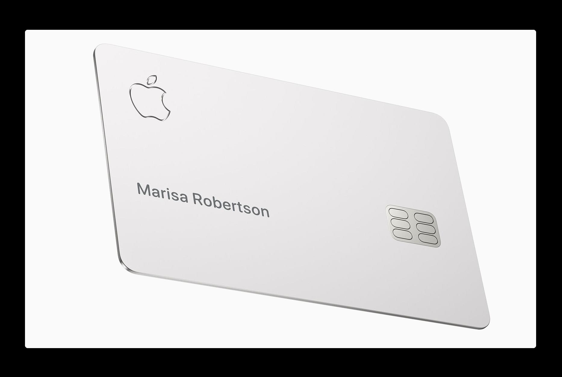 Apple、「Apple Card Design」と題する新しいCFを公開