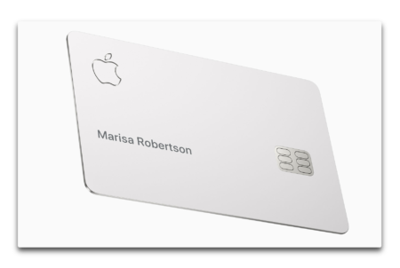 新しい Apple Card について知っておく 6つのこと