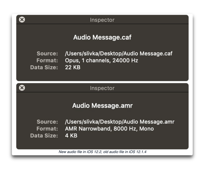 Audio Messages Quality 00002