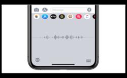 Apple、iOS 12.2でオーディオメッセージ品質を改善