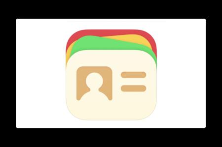 【iOS】Flexibits、連絡先アプリ「Cardhop」をリリース