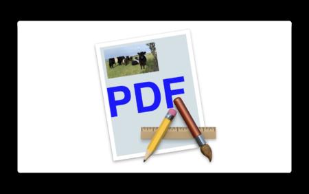 【Mac】PDF文書内の複数ページを同時に表示する無料アプリ「Podofyllin」