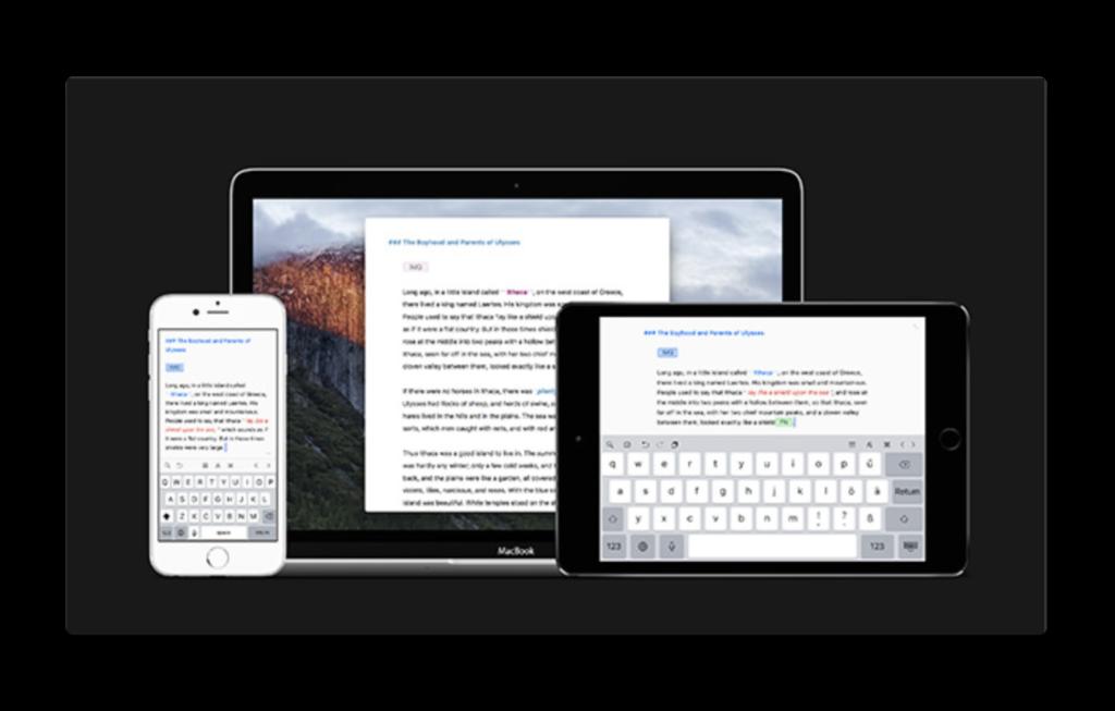 【Mac / iOS】「Ulysses 15」メジャーアップデートで新しいキーボードマネージャや分割表示の新機能