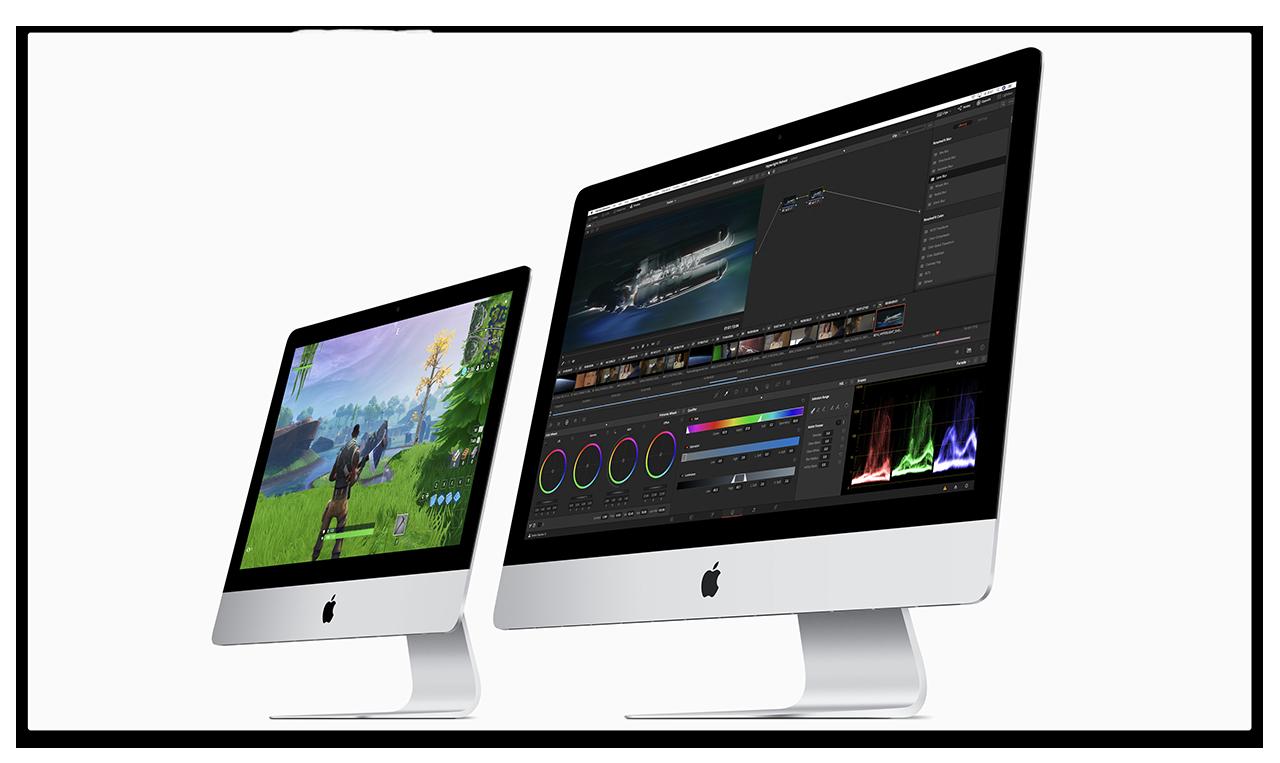 iMacがT2チップを搭載していないのは、ハードドライブを搭載しているからか?