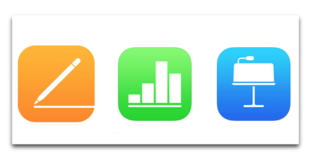Apple、iOS版 iWork「Pages 5.0」「Numbers 5.0」「Keynote 5.0」をリリース