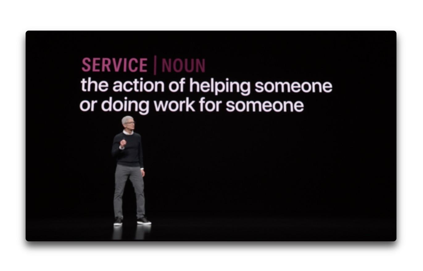 Appleのサービス部門だけでも、自社として最大4,500億ドルの価値があると予想
