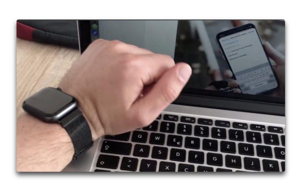 Apple Watch のバンドがMacBookをスリープさせることがある