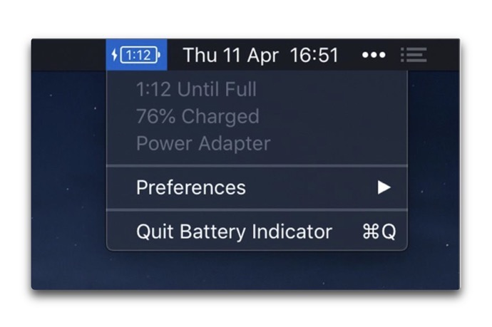 Battery Indicator 00001