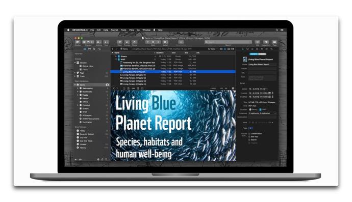 DEVONthink 3 0 for Mac public beta 00001 z