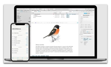 DEVONtechnologies、文書および情報管理ソリューション「DEVONthink 3.0 for Mac」publicベータ版をリリース