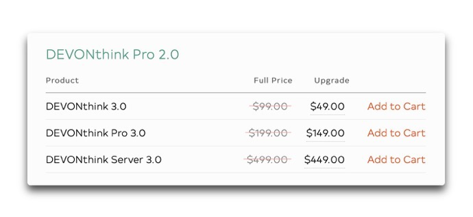 DEVONthink 3 0 for Mac public beta 00006