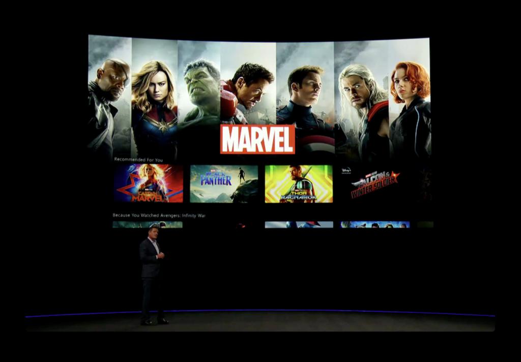 「Disney +」ストリーミングサービスが11月12日に月額6.99ドルでスタート