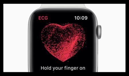 Apple Watch Series 4の「ECG機能」を指定国以外においてiOS 12.2でも使える場合とは